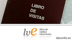 Libro de visitas electrónico